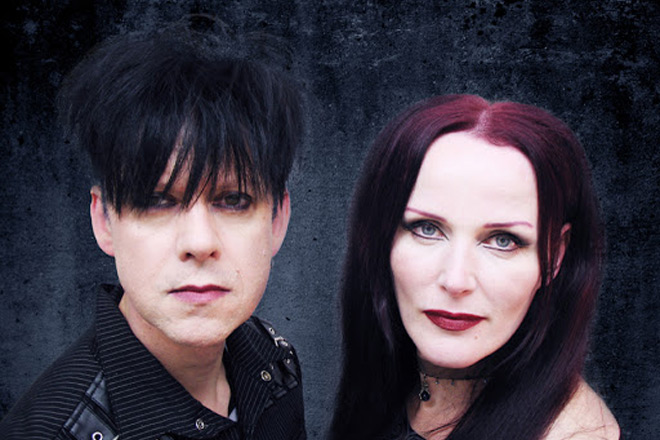 clan of promo - Clan of Xymox - Spider on the Wall (Album Review)