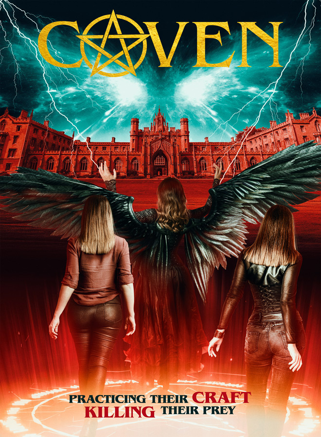 coven poster - Coven (Movie Review)