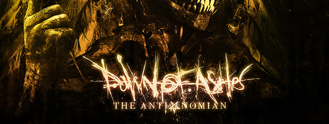 dawn of ashes slide - Dawn of Ashes - The Antinomian (Album Review)