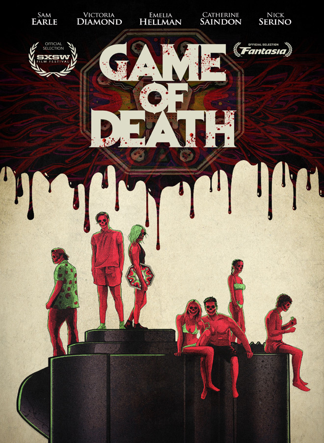 game of death poster - Game of Death (Movie Review)