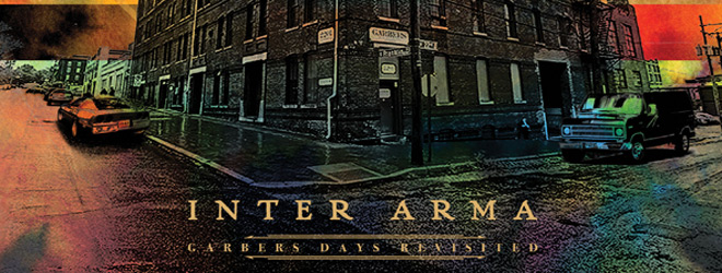 garbers slide - Inter Arma - Garbers Days Revisited (Album Review)