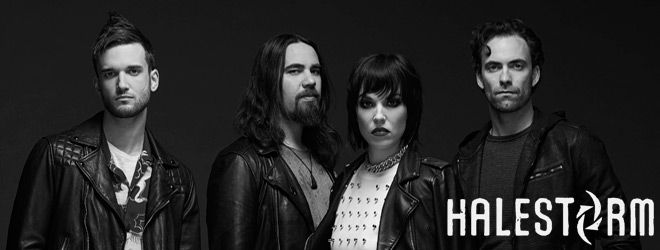 halestorm 2020 interview - Interview - Lzzy Hale & Joe Hottinger of Halestorm Talk Unity During COVID-19