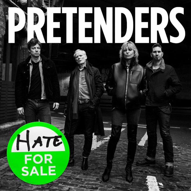 hate for sale - The Pretenders - Hate for Sale (Album Review)