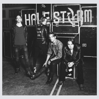 into the wild - Interview - Lzzy Hale & Joe Hottinger of Halestorm Talk Unity During COVID-19