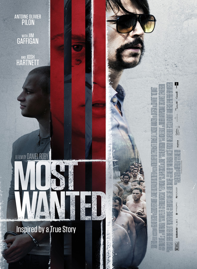 most wanted poster - Most Wanted (Movie Review)