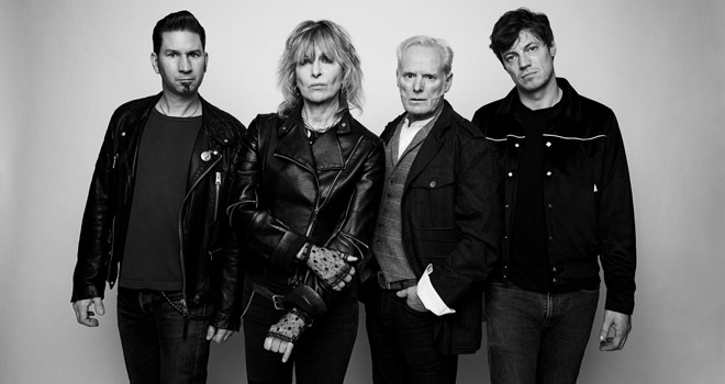 pretenders 2020 - The Pretenders - Hate for Sale (Album Review)
