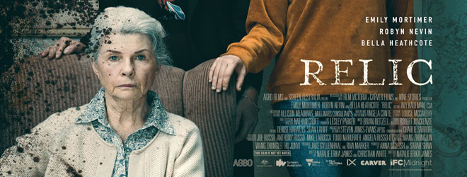 relic slide - Relic (Movie Review)
