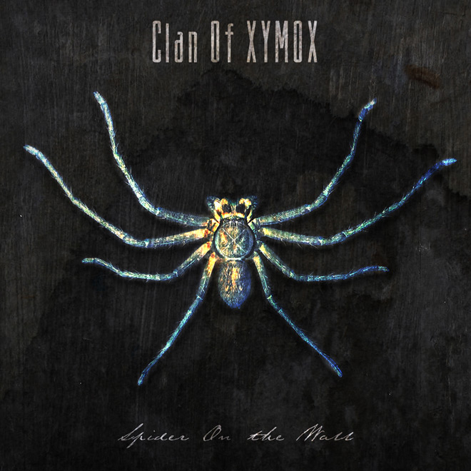 spider on the wall - Clan of Xymox - Spider on the Wall (Album Review)