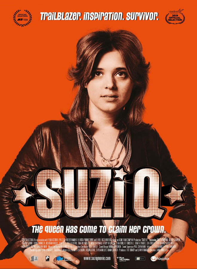 suzi poster - Suzi Q (Documentary Review)