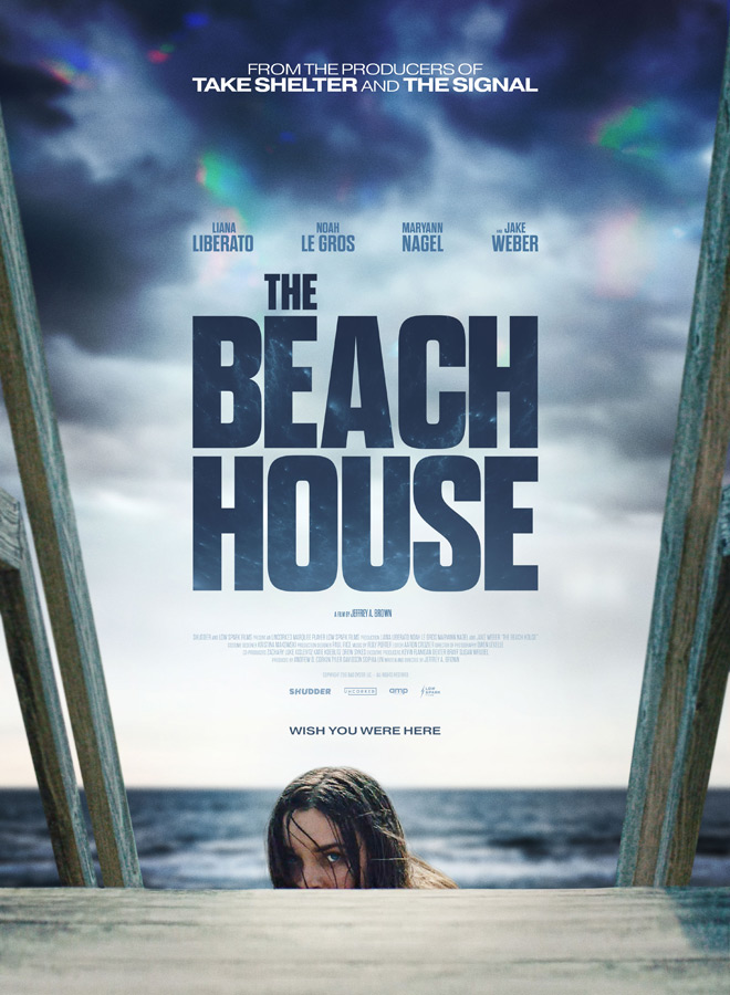 the beach house poster - The Beach House (Movie Review)
