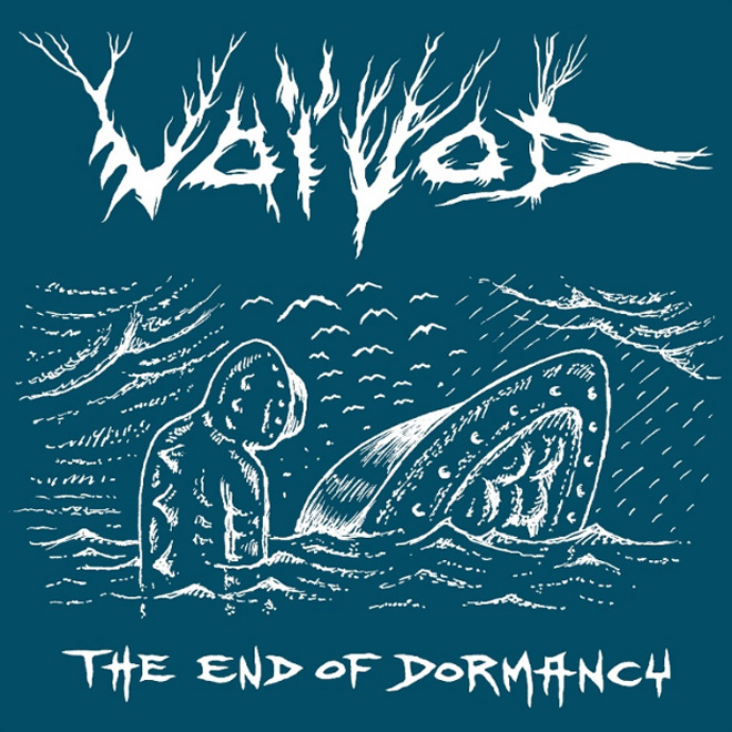 the end of dormancy - Voivod - The End of Dormancy (EP Review)