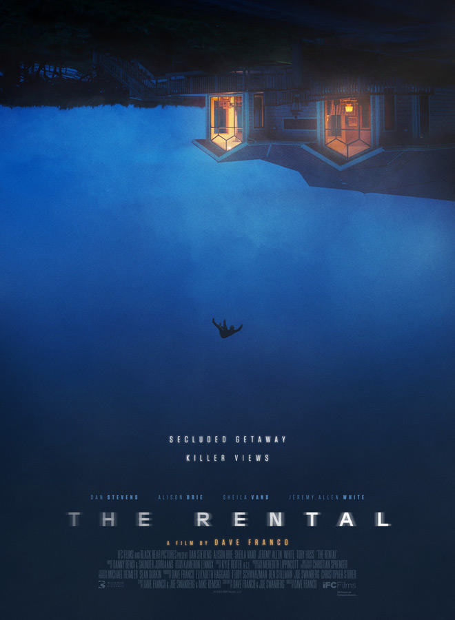 the rental poster - The Rental (Movie Review)