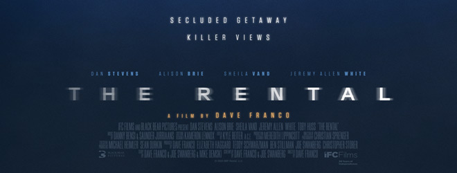 the rental slide - The Rental (Movie Review)