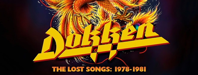 dokken slide - Dokken - The Lost Songs: 1978-1981 (Album Review)