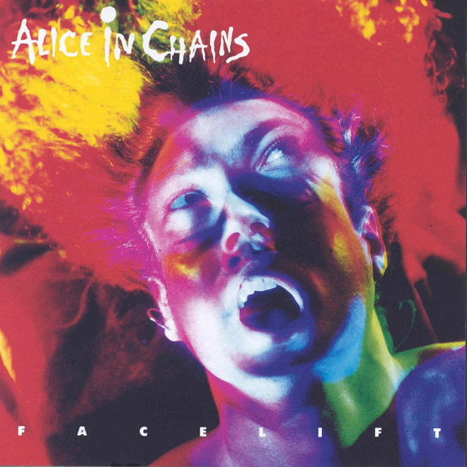 facelift album - Alice in Chains Celebrates 30 Years of Facelift