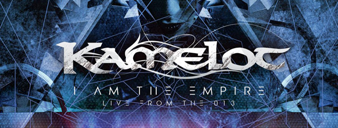 kamelot live slide - Kamelot - I Am The Empire - Live From The 013 (Live Album Review)
