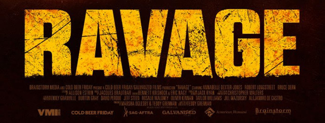 ravage slide - Ravage (Movie Review)