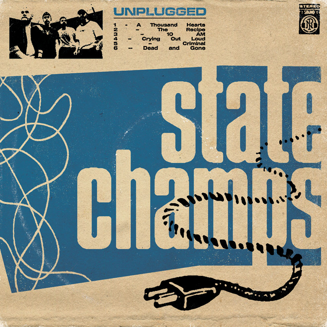state champs ep - State Champs - Unplugged (EP Review)