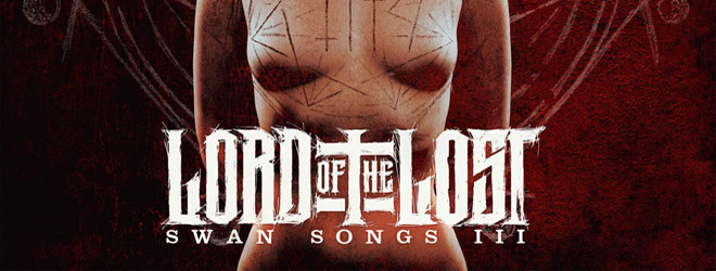 swan songs iii slide - Lord of the Lost - Swan Songs III (Album Review)