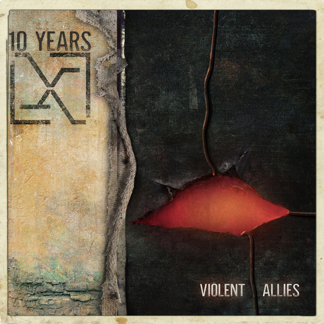 10 years 2020 album - 10 Years - Violent Allies (Album Review)