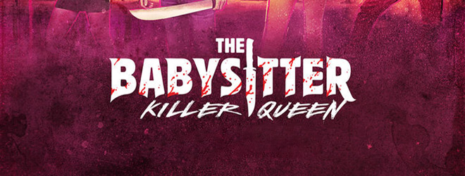 babysitter slide - The Babysitter: Killer Queen (Movie Review)