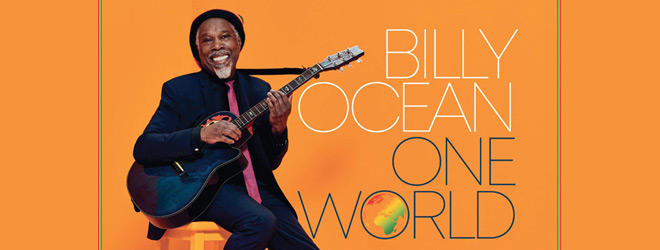 billy ocean one world slide - Billy Ocean - One World (Album Review)