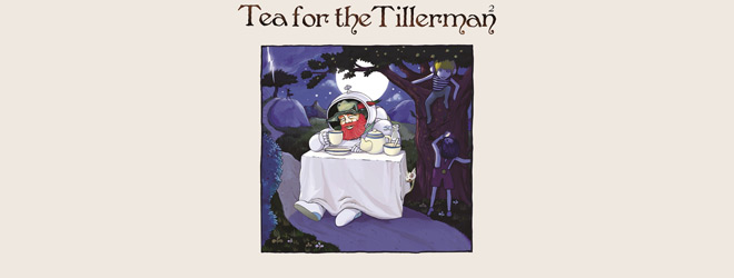 cat stevens tea slide - Yusuf / Cat Stevens - Tea for the Tillerman² (Album Review)