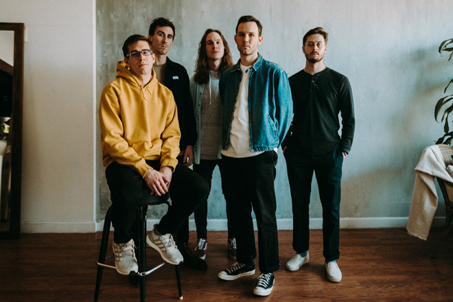 knuckle puck promo - Knuckle Puck - 20/20 (Album Review)