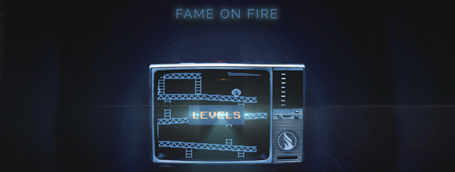 levels slide - Fame On Fire - Levels (Album Review)