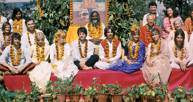 meeting the beatles in india promo - Meeting the Beatles in India (Documentary Review)