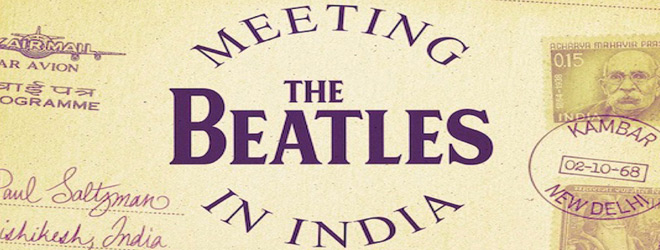 meeting the beatles in india slide - Meeting the Beatles in India (Documentary Review)