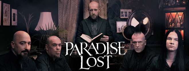paradise lost slide - Interview - Nick Holmes of Paradise Lost Talks Obsidian