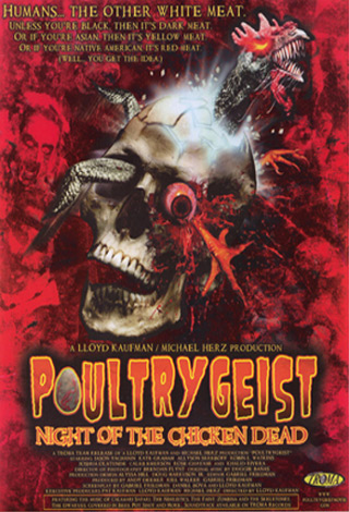 poultry - Interview - Lloyd Kaufman