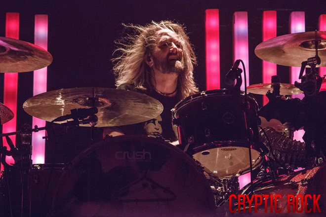 seether live - Interview - John Humphrey of Seether