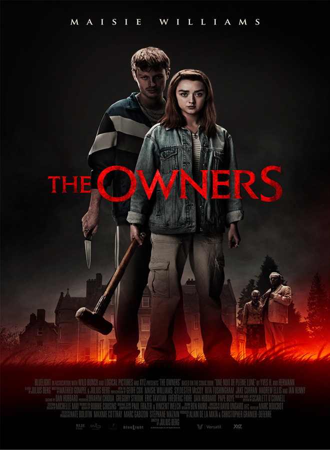 the owners poster - The Owners (Movie Review)